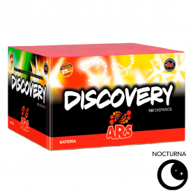 DISCOVERY x 100's